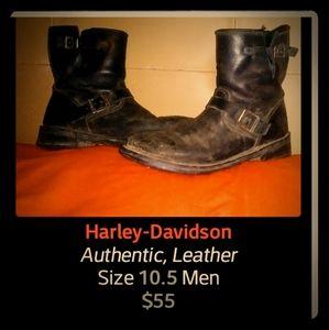 COPY - Harley-Davidson Boots